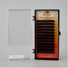 Extensii de gene Royal Premium Mink Mix J018