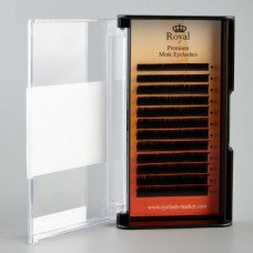 Extensii de gene Royal Premium Mink Mix C005
