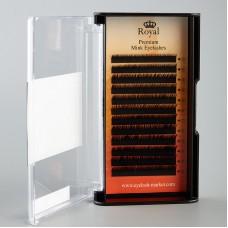 Extensii de gene Royal Premium Mink Mix L012